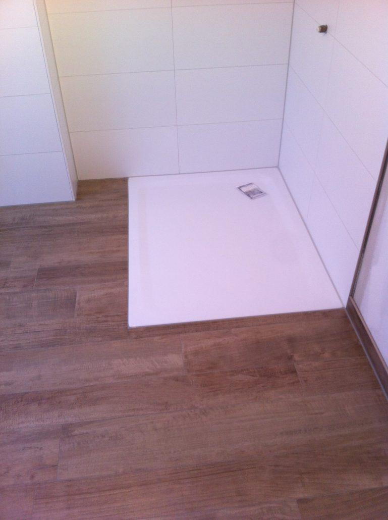 Badezimmer Fliesenarbeiten
